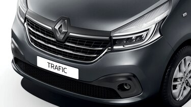 TRAFIC Passenger chrome-finish grille