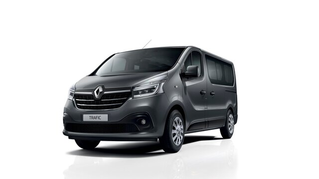 Dimensioni Nuovo Renault TRAFIC