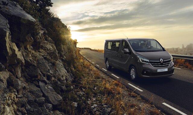 Renault Trafic Passenger tilbud