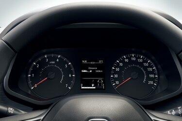 trafic combi - motorisation - renault