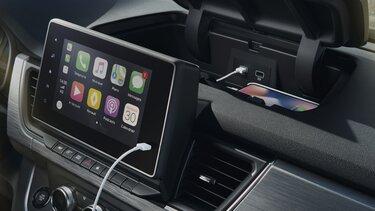 Trafic Passenger - Multimediabildschirm - Renault
