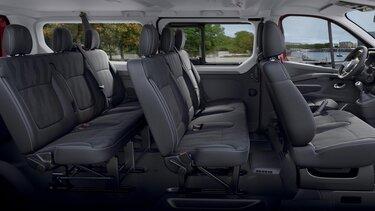 Trafic Passenger - Innenraum - Renault