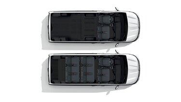 Trafic Passenger - Konfiguration - Renault