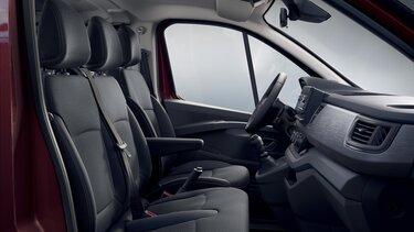 Trafic Passenger - Fahrgastraum mit 3 Sitzen - Renault