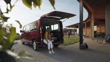Trafic Passenger - Kofferraumvolumen - Renault