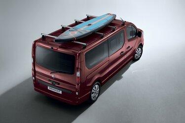 Dachreling - Zubehör des Trafic Combi - Renault
