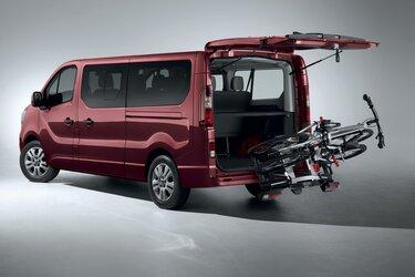 Fahrradträger - Zubehör des Trafic Combi - Renault