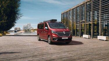 Nowe Renault TRAFIC Combi - Akcesoria