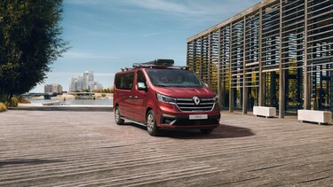 All-New Renault Trafic Passenger - engines