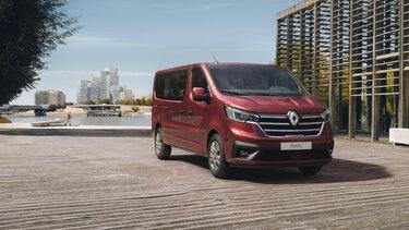 Nový Renault TRAFIC Passenger