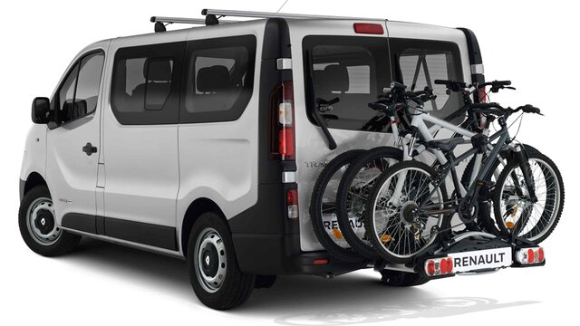 Renault TRAFIC Passenger - Trekhaak, fietsendrager
