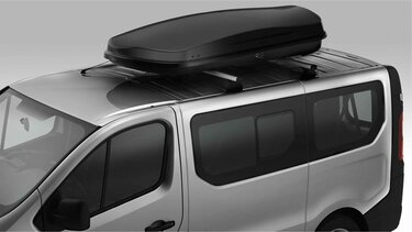 Renault TRAFIC Combi bagageira de tejadilho