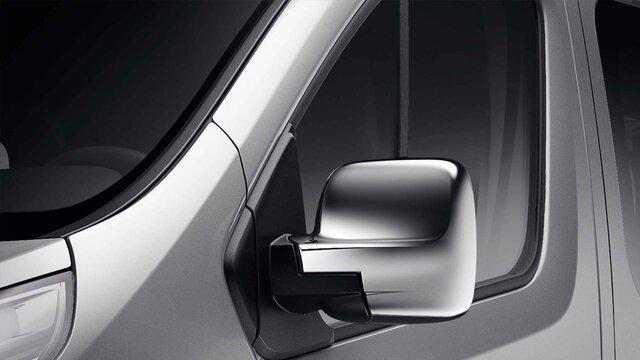Renault TRAFIC Passenger - Met chroom afgewerkte buitenspiegel
