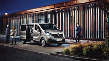 Renault Master goederenvervoer