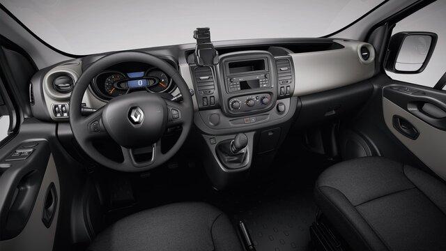 Renault TRAFIC Combi painel de instrumentos