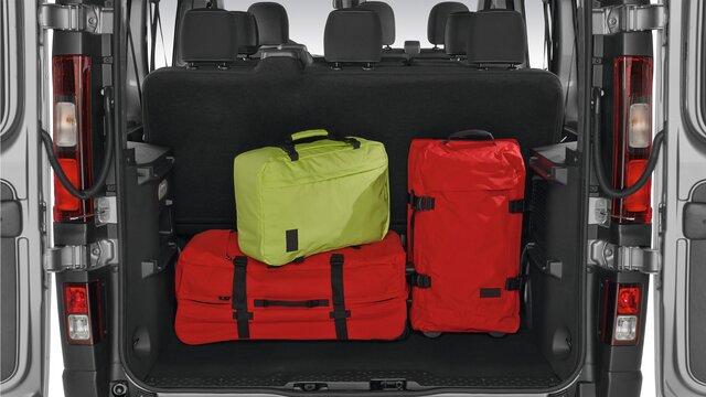 TRAFIC Combi bagageira com malas