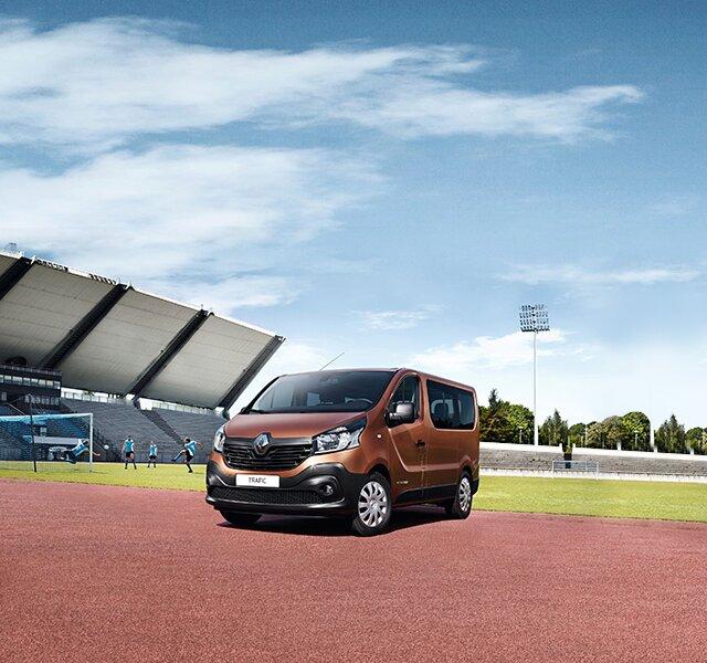 Renault TRAFIC Passenger - Exterieur