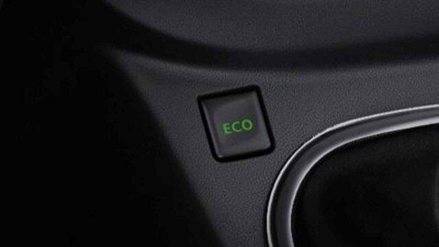 Mode ECO + DRIVING ECO2
