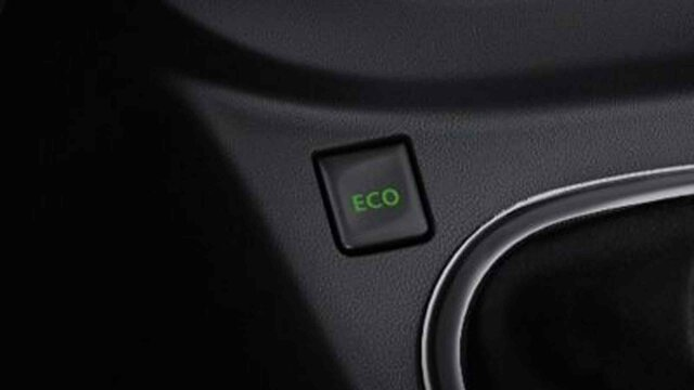 ECO mode + DRIVING ECO2
