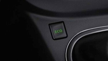 ECO mode + DRIVING ECO2