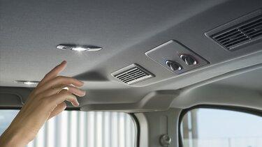 Lámparas LED - SpaceClass Escapade - Renault