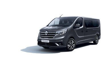 Renault Trafic SpaceClass - design