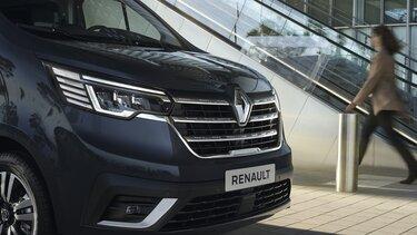 Grelha dianteira - Trafic SpaceClass - Renault