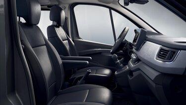 Trafic SpaceClass - interior em pele - Renault