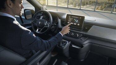 Trafic SpaceClass - Multimediabildschirm - Renault