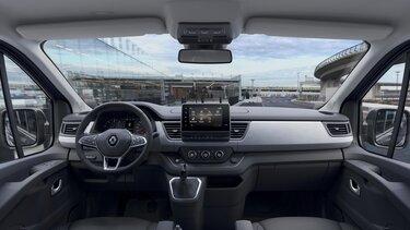 Fahrgastraum - Trafic SpaceClass - Renault
