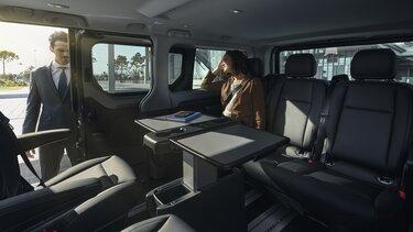 Mitteltisch - SpaceClass - Renault