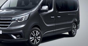 Trafic SpaceClass - acessórios - Renault