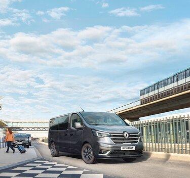Der neue Renault Trafic SpaceClass Signature