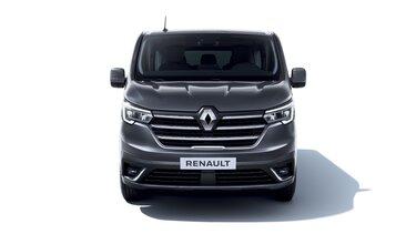 Přední část vozu Nový Renault TRAFIC SpaceClass