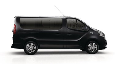 Renault TRAFIC SpaceClass – Mere in specifikacije