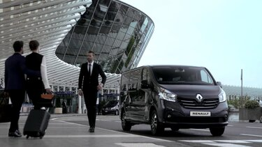 Renault TRAFIC SpaceClass Design
