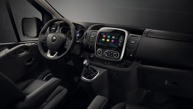 Renault TRAFIC SpaceClass – u vozilu