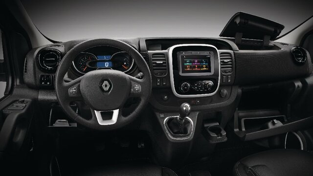 Renault TRAFIC SpaceClass – oprema