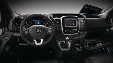 Renault TRAFIC SpaceClass – Značilnosti