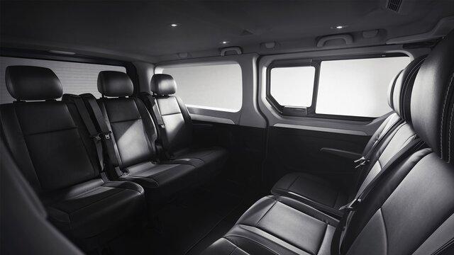 Renault TRAFIC SpaceClass – klupa