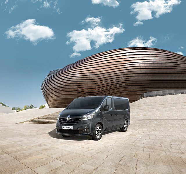 Renault Trafic Limited exterior
