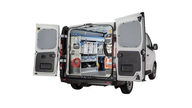 All-New TRAFIC - Workshop vehicle