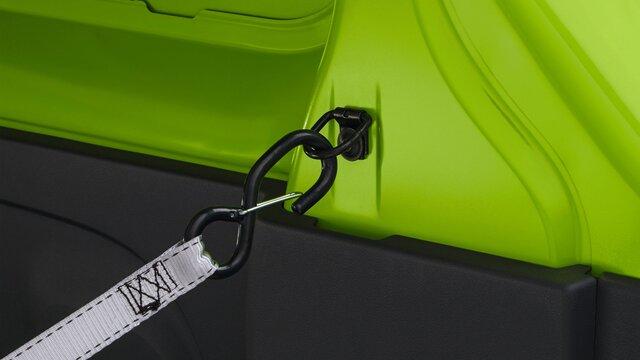 Anéis de fixação da carga