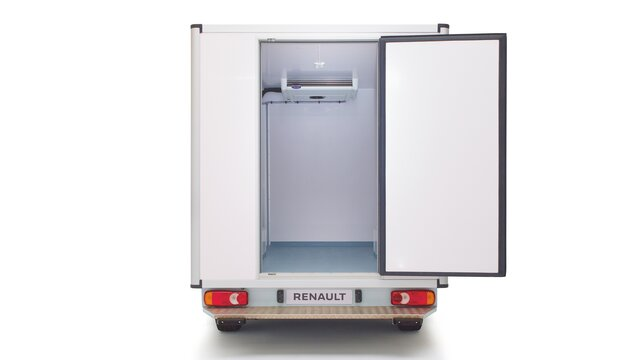 All-New TRAFIC - Refrigerated