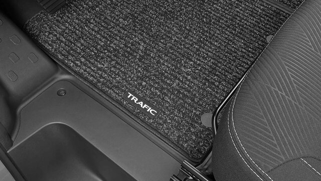 Renault TRAFIC – Tappetini in tessuto