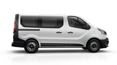 Renault TRAFIC furgone vetrato
