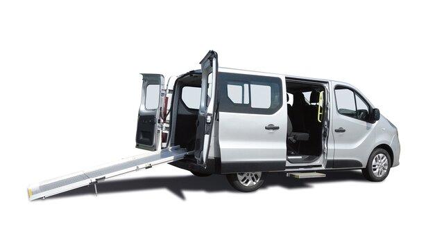 Renault TRAFIC Transport von Personen mit eingeschränkter Mobilität