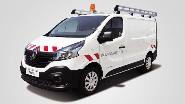 Renault TRAFIC Reflektoren
