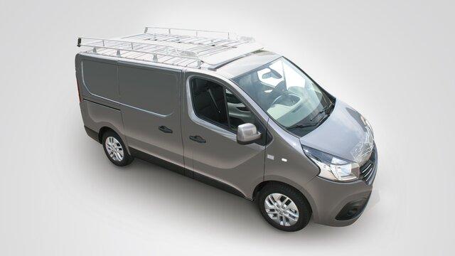 Renault TRAFIC – Baule da tetto in acciaio o alluminio
