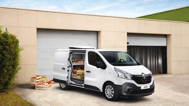 Renault TRAFIC – Trasporto merci